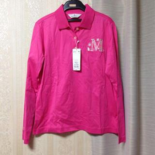 マンシングウェア(Munsingwear)のMunsingwear 長袖ポロシャツ(ポロシャツ)