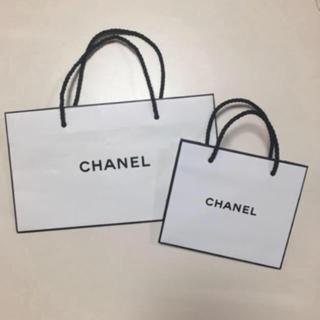シャネル(CHANEL)のCHANEL♡ショップ袋(ショップ袋)