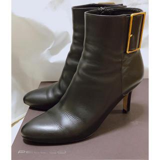 PELLICO - ペリーコ  ブーツ  37 ブラック