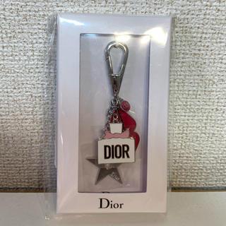 ディオール(Dior)の【Dior】チャーム キーホルダー (キーホルダー)