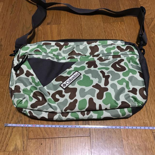 Columbia(コロンビア)のコロンビア ショルダーバッグ 迷彩 メンズのバッグ(ショルダーバッグ)の商品写真