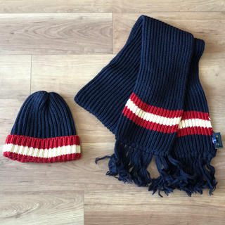 ユナイテッドアローズ(UNITED ARROWS)の新品 ハイランド 2000 ニット帽&マフラー(ニット帽/ビーニー)