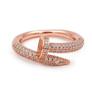 カルティエ(Cartier)の最高級✨大人気の釘リング✨(リング(指輪))