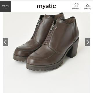 ミスティック(mystic)のmystic ブーツ(ブーツ)