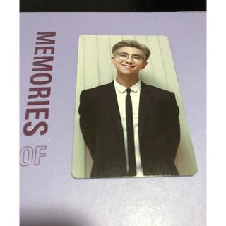 ボウダンショウネンダン(防弾少年団(BTS))のMEMORIES DVDトレカ☆RM☆(韓国/アジア映画)