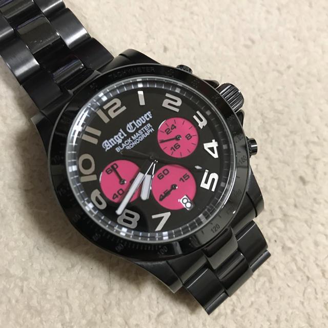 Angel Clover - エンジェル クローバ– クロノグラフ腕時計の通販 by 未来's shop|エンジェルクローバーならラクマ