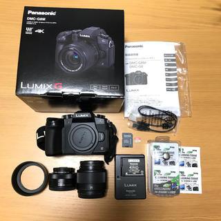 Panasonic - Lumix G8 + 単焦点 + 広角レンズ