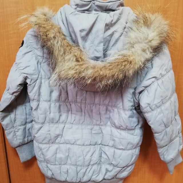 JENNI(ジェニィ)のJENNI  ダウン ジャケット sisterjenni 120  ジャンパー キッズ/ベビー/マタニティのキッズ服 女の子用(90cm~)(ジャケット/上着)の商品写真