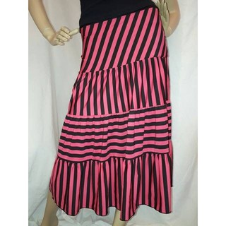 アナップラティーナ(ANAP Latina)のANAP LATINA ストライプ ボーダー ミディアム スカート  (ロングスカート)