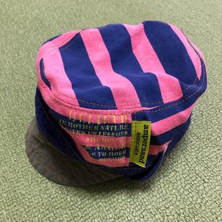 アンパサンド(ampersand)の美品☆AMPERSANDキャップ(帽子)