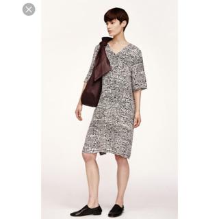 マリメッコ(marimekko)のマリメッコ Basaltti Orkanen dress ワンピース  (ひざ丈ワンピース)