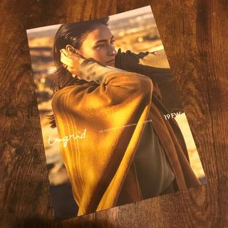 アングリッド(Ungrid)のUngrid 19FW FHOTO BOOK 長谷川潤 フォトブック(ノベルティグッズ)