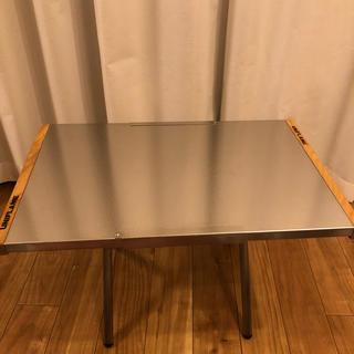 ユニフレーム(UNIFLAME)のユニフレーム 焚火テーブル美品(その他)