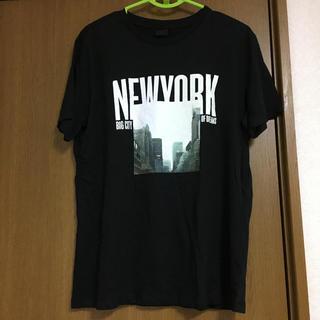 エイチアンドエム(H&M)のH&M フォトプリントTシャツ(Tシャツ/カットソー(半袖/袖なし))