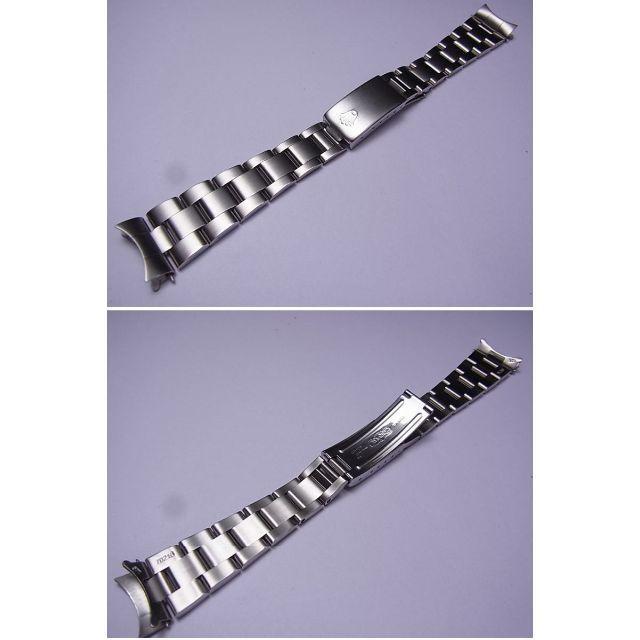 ROLEX - 19mm SSオイスタータイプ ブレスレットの通販 by Nicholas's shop|ロレックスならラクマ