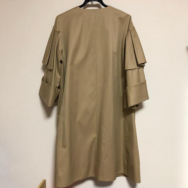 Drawer(ドゥロワー)の muguet ミュゲ トレンチコート スプリングコート レディースのジャケット/アウター(トレンチコート)の商品写真