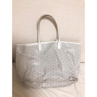 ゴヤール(GOYARD)の【お買い得‼️ ゴヤール バック ホワイト 鞄】(トートバッグ)