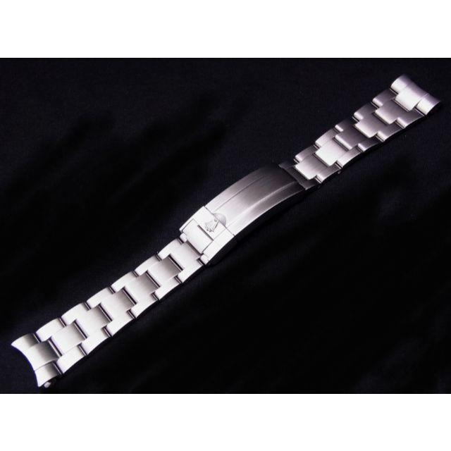 ROLEX - 20mm 新型 97200 ハードブレスレットタイプの通販 by Nicholas's shop|ロレックスならラクマ