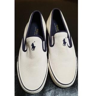 ポロラルフローレン(POLO RALPH LAUREN)のラルフローレン  靴(スリッポン/モカシン)