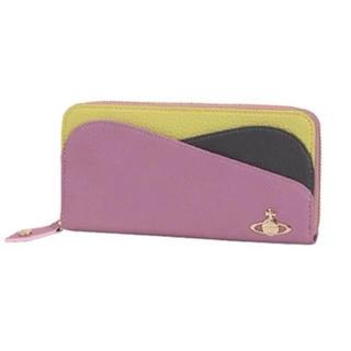 ヴィヴィアンウエストウッド(Vivienne Westwood)の新品★Vivienne ダブルフラップラウンドファスナー(財布)