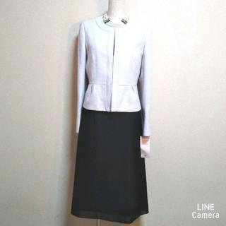 ソワール(SOIR)の大きいサイズ 11号 高級 東京ソワール スーツ(スーツ)