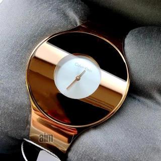 Calvin Klein - カルバンクライン レディースウォッチ 時計 シームレス
