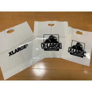 エクストララージ(XLARGE)のXLARGE ショップ袋(ショップ袋)