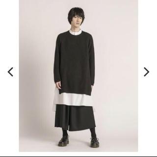 ヨウジヤマモト(Yohji Yamamoto)のsyte 7G Long pullover Sweater(ニット/セーター)