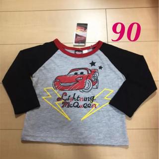Disney - カーズ 長袖 Tシャツ 90サイズ【新品未使用タグ付き】