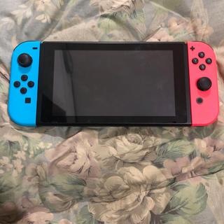ニンテンドースイッチ(Nintendo Switch)のNintendo Switch 中古 E(家庭用ゲーム機本体)
