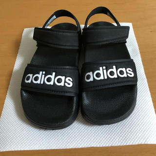 adidas - 【未使用】17㎝ アディダスサンダル