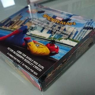 アッパーデック スパイダーマン ホームカミング 新品未開封品