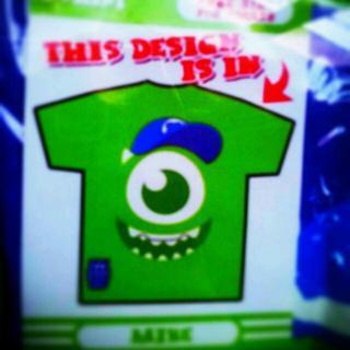ディズニー(Disney)のモンスターズインク☆マイクのTシャツ(その他)