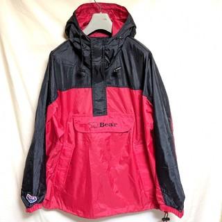 ベアー(Bear USA)の90's Bearナイロンアノラックジャケット(ナイロンジャケット)