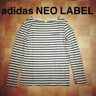 アディダス(adidas)の145✳︎adidas NeoLabel(Tシャツ/カットソー(七分/長袖))