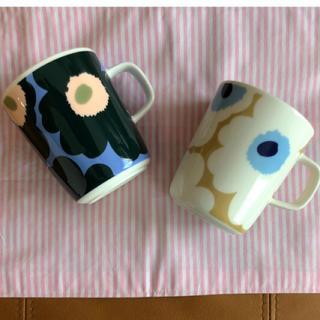 マリメッコ(marimekko)のマリメッコ 限定マグカップ2個セット(マグカップ)