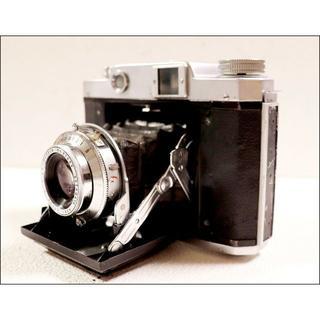 USTMamiya - マミヤ6 蛇腹のオールドカメラ レトロ!