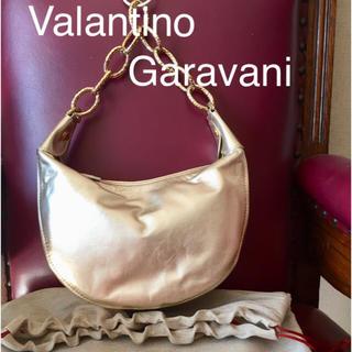 ヴァレンティノガラヴァーニ(valentino garavani)の美品⭐︎ バレンチノ ガラバーニ ⭐︎ ショルダー バッグ ⭐︎保存袋 箱付き(ショルダーバッグ)