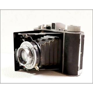 USTMamiya - ミノルタ Semi P 4.5 x 6 珍しい蛇腹カメラ アンティーク レトロ!