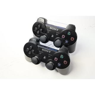 PlayStation3 - りあ様専用PS3 純正 コントローラー デュアルショック3 ホワイト 2台