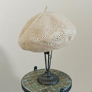 Vivienne Westwood - Vivienne Westwood ベージュ×ベレー帽