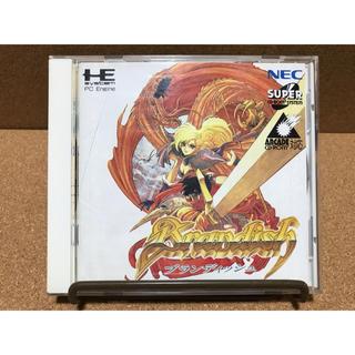 エヌイーシー(NEC)のSCD ブランディッシュ&パトレイバー&ザナドゥ2 セット(家庭用ゲームソフト)