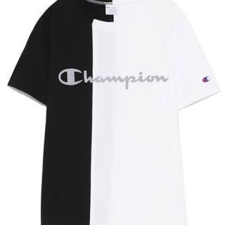 フレイアイディー(FRAY I.D)のフレイアイディー×チャンピオン新品未使用Tシャツ(Tシャツ(半袖/袖なし))