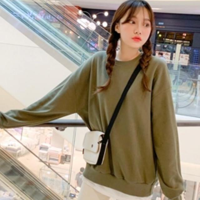 STYLENANDA(スタイルナンダ)の韓国通販 ソニョナラ スウェット トレーナー レディースのトップス(トレーナー/スウェット)の商品写真