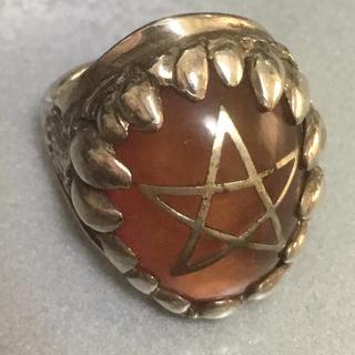 アレックスストリーター ドラゴントゥースリング エンジェルハート(リング(指輪))