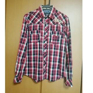 セマンティックデザイン(semantic design)の《美品》セマンティックデザイン♪チェックシャツ(シャツ)