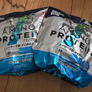 味の素 - 2袋 AJINOMOTO アミノプロテイン バニラ味 アミノバイタル 味の素