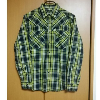 セマンティックデザイン(semantic design)の《超美品》セマンティックデザイン♪チェックシャツ★Mサイズ(シャツ)