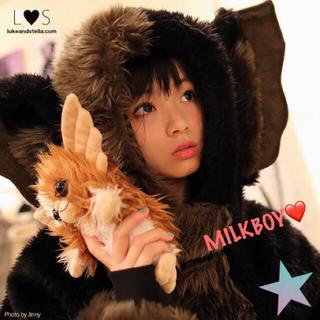 MILKBOY - ✨正規品✨MILKBOY × GREMLINS ギズモ コラボ 限定 コート✨