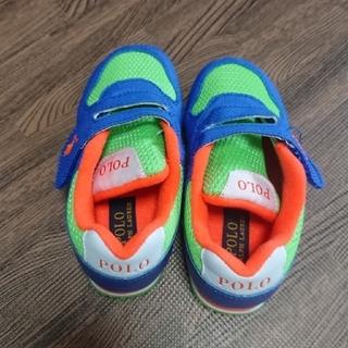 ポロラルフローレン(POLO RALPH LAUREN)のRALPH LAUREN 靴14センチ(スニーカー)